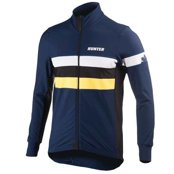 Thermo Jack RTR Speed Navy-Wit-Retro geel