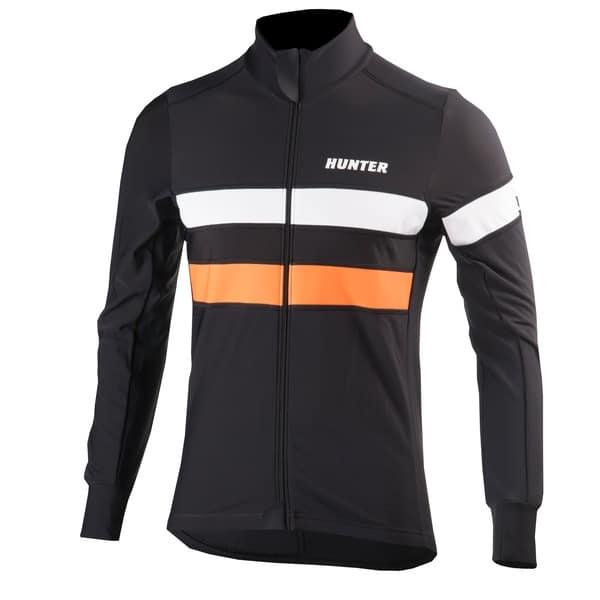 Thermo Jack RTR Speed Zwart-Wit-Retro oranje