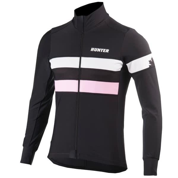 Thermo Jack RTR Speed Zwart-Wit-Retro roze