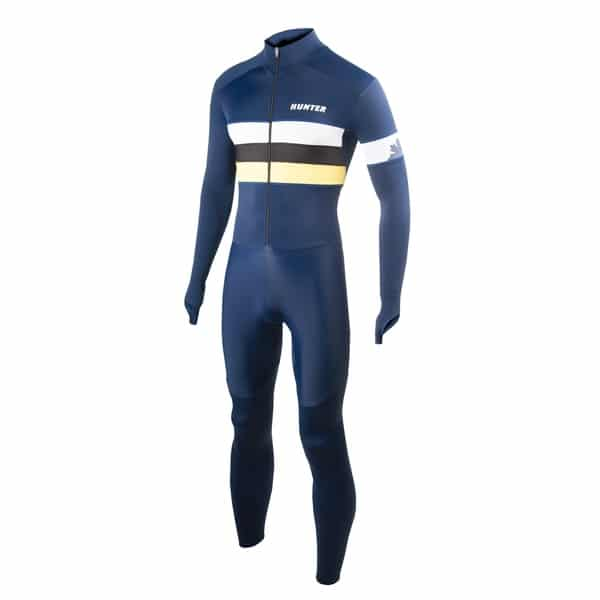 Hunter Thermopak RTR Speed  Navy-Wit-Retro geel