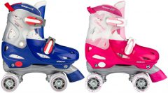 Retro Rulleskøyte Roller Skates Junior Adjustable Hardboot Roller Rage