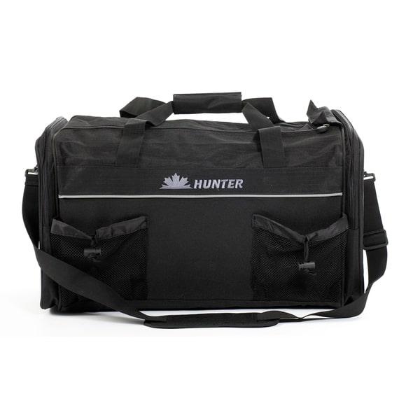 Sportsbag sort 60x30x30 cm artikelnr.20041