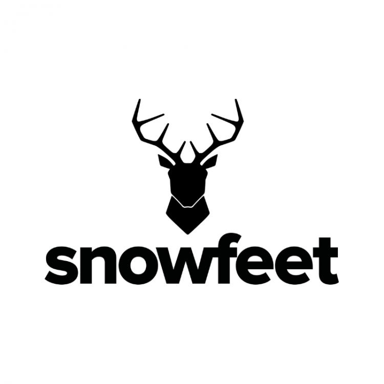 Snowfeet - Miniski (for skostørrelse  37-47)